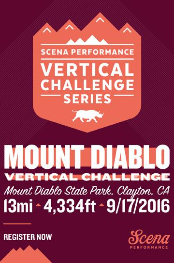 Mt. Diablo Vertical Challenge