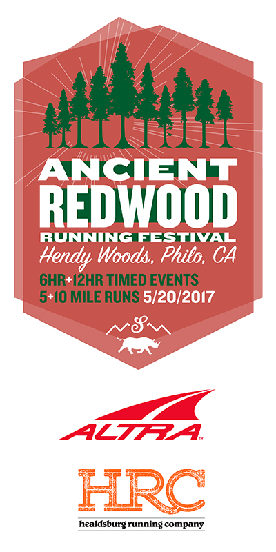 Ancient Redwood Running Festival